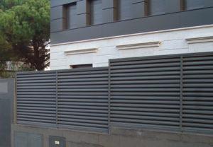 Puertas para comunidades de viviendas Mafercat